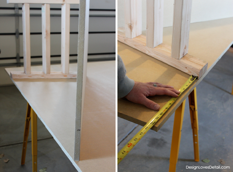 Awesome DIY tutorial from DesignLovesDetail.com. Make your own easy & cost effective kids slide.