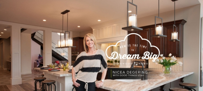 Oakwood Homes on DesignLovesDetail.com. Dream Big!