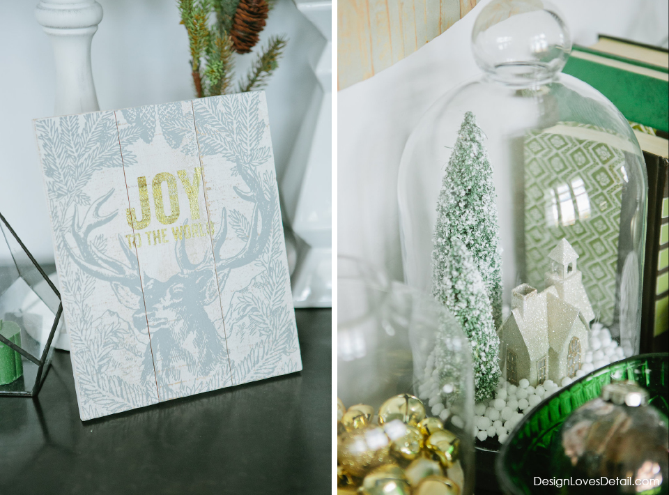 Fresh, Modern Holiday Christmas Style for your home!