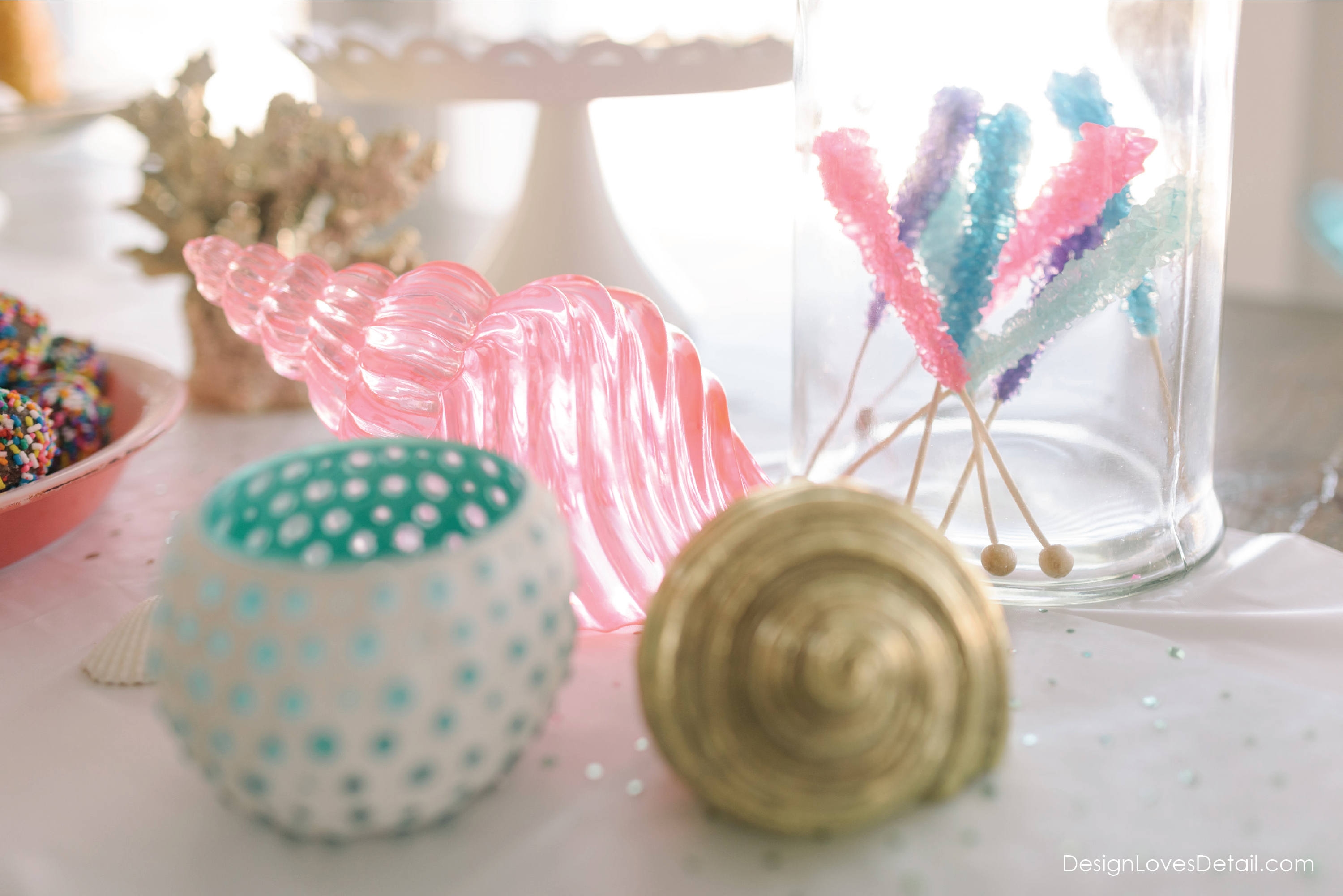 diy mermaid birthday party ideas by design loves detail