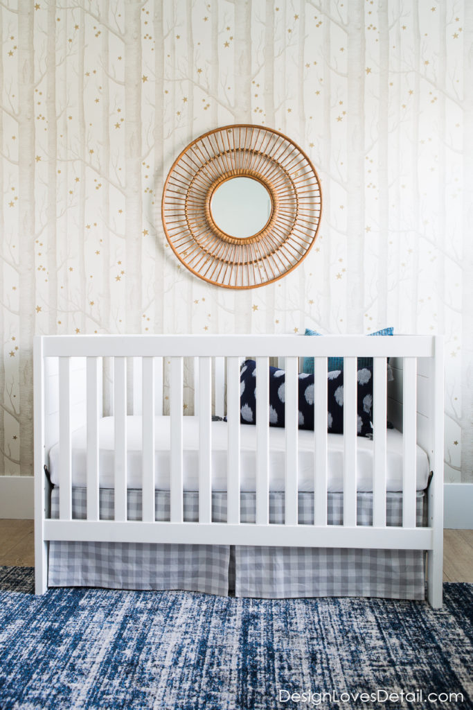 Love this crib and it's under $200! Click to get the link