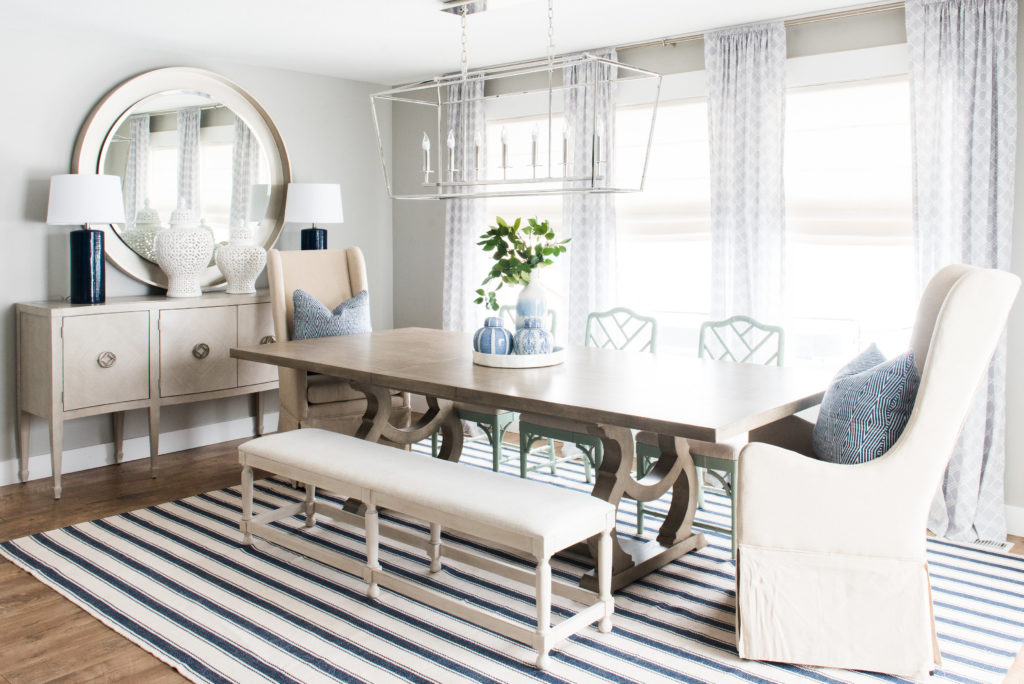 Gorgeous Dining Room from DesignLovesDetail.com
