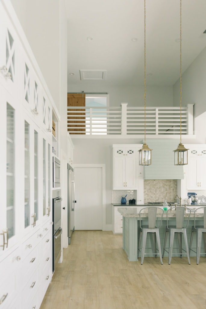 Custom home designed by Mollie Openshaw. To see the full home tour, visit DesignLovesDetail.com