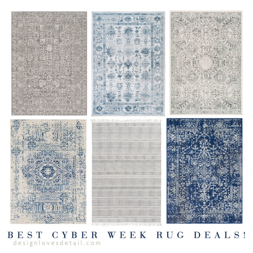 Our favorite rugs for less cyber week deals