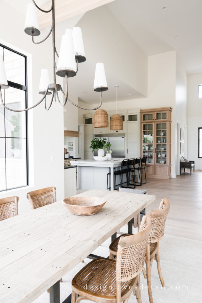 #EuropeanOrganicModern: New Home Tour, Kitchen Reveal ...