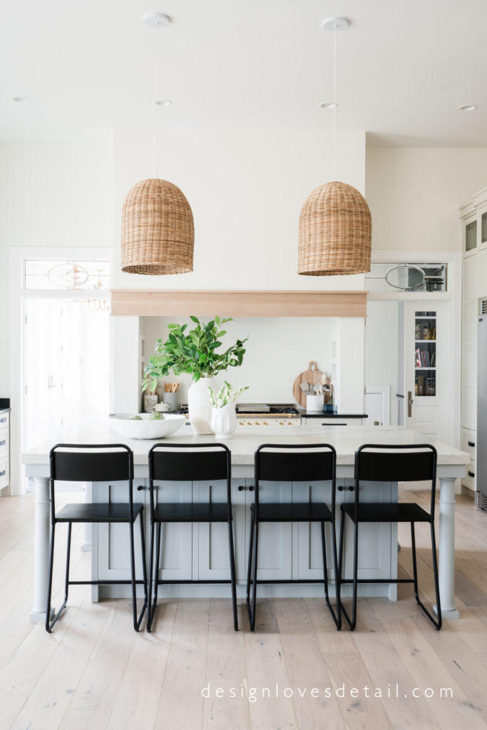 Gorgeous Modern kitchen by designer Mollie Openshaw. Saving for Home Tour & product links!
