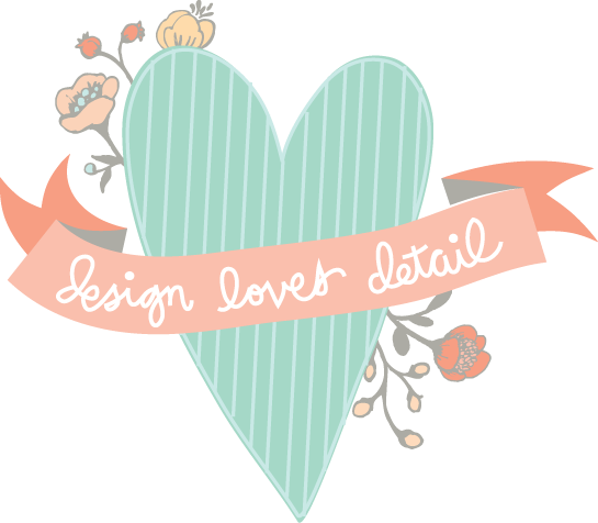 Design Loves Detail logo